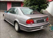 Gasoline Fuel/Power   BMW 523 1998
