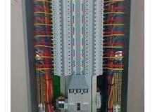 صيانة اعطال  - تمديدات -انارة خارجية-كهربائي-تركيب كاميرات