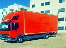 شركة القدس نقل اثاث والترحيل عفش بالأردن