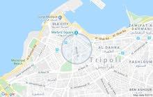 ارض للبيع في شارع ميزران طرابلس 0919079927
