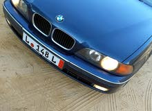 Automatic Blue BMW 1999 for sale