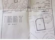 ارض مدينة النهضة - مربع 15* على شارعين