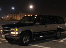 Chevrolet Suburban car is available for sale, the car is in  condition