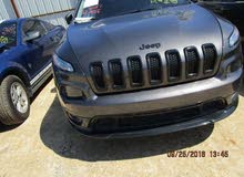 Available for sale!  km mileage Jeep Cherokee 2018