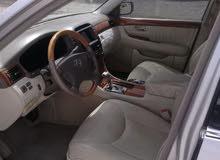 Grey Lexus LS 2005 for sale