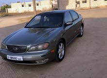 Nissan Maxima 2004 For sale - Green color