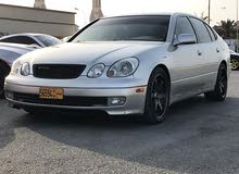 For sale 2001 Silver GS