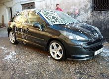 بيجو 207 موديل 2009 للبيع او للبدل