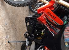 دراجة جبلية كرس 250cc جديد مديل 218