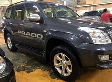 Used condition Toyota Prado 2006 with  km mileage