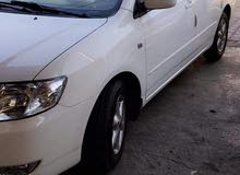 Toyota Corolla 2007 For sale - White color