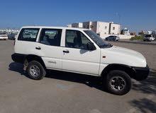 Nissan Terrano 1998 For sale - White color