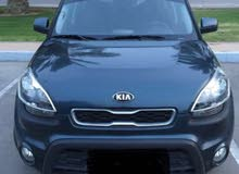 kia soul 2013 good condition directly from the owner (127000 km) price 20000 dhs