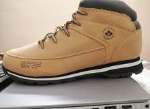 حذاء رجالي جديد مقاس 42