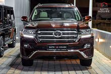 Gasoline Fuel/Power   Toyota Land Cruiser 2016