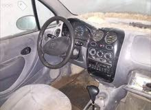 Automatic Silver Daewoo 2003 for sale