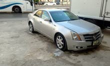 For sale Cadillac CTS car in Amman