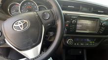 Toyota Corolla 2014 For sale - Brown color
