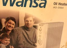 WANSA OIL ROOM HEATER