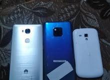 هاتف ميت 20 برو و GR5 للبيع الميت استعمال شهرين فقط معاه جميع ملحقاته