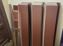 Doors - Tiles - Floors Used for sale in Jeddah