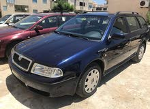 2003 Used Octavia with Manual transmission is available for sale