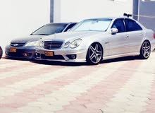 +200,000 km Mercedes Benz E55 AMG 2003 for sale