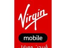 للبيع رقم فيرجن موبايل  مميز  0570909916