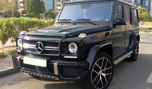 Mercedes G63 AMG 2016 in perfect condition for sale