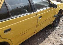 Yellow Peugeot 405 2010 for sale