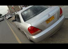 Grey Nissan Sunny 2004 for sale