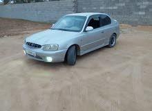 Hyundai Accent 2003 For sale - Silver color