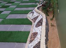 مهندس وفني تصميم حدائق