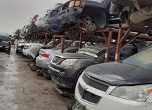 جميع انواع قطع غيار السيارات من سكراب السالمي