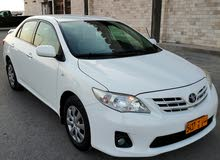 للبيع كورولا موديل 2012 خليجي وكاله عمان