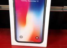 Iphone x 256 no active جديد كفالة سمارت باي بسعر ناار