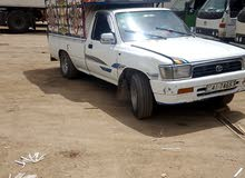 Toyota Hilux car for sale 1992 in Amman city