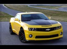 Automatic  2014 Camaro for rent