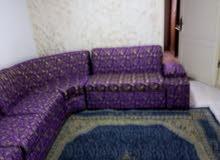 شقة غرفتين وصالة مفروشة للايجار في الجبيهة