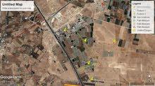 ارض للبيع طريق المطار بجانب جامعة الاسراء مساحه 675متر بسعر 39ألف