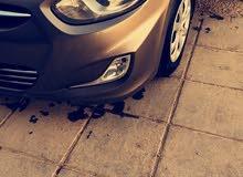 توصيل مشاوير سيارتي اكسنت 2014