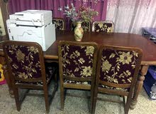 Tables - Chairs - End Tables Used for sale in Basra