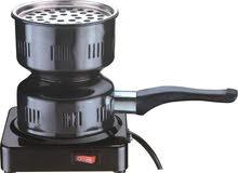 مشعل فحم كهربائي