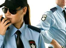 افراد امن وحراسه