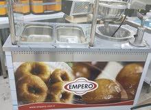مكينة لقيمات كبيرة للمطاعم والمهرجانات