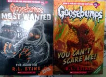 Goosebumps Scary Stories