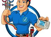 كهربائي عام تجديد وصيانة  فتح وشد السبالت