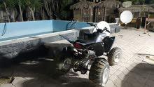 Yamaha Raptor 350cc Rarely Used For sale