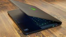 razer blade 14 laptop GTX 1060 core i7 16 gbram 256 SSD 509HDD