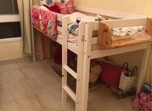 سرير أطفال  نصيف جدن